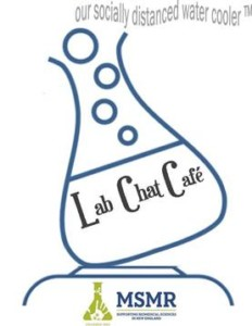 Lab Chat Cafe Logo